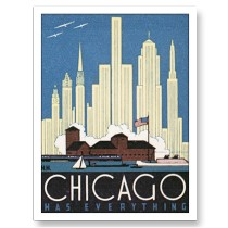 save the date idea our 10 000 windy city wedding
